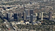 Aerial Photography Los Angeles – Century City Aerial Picture