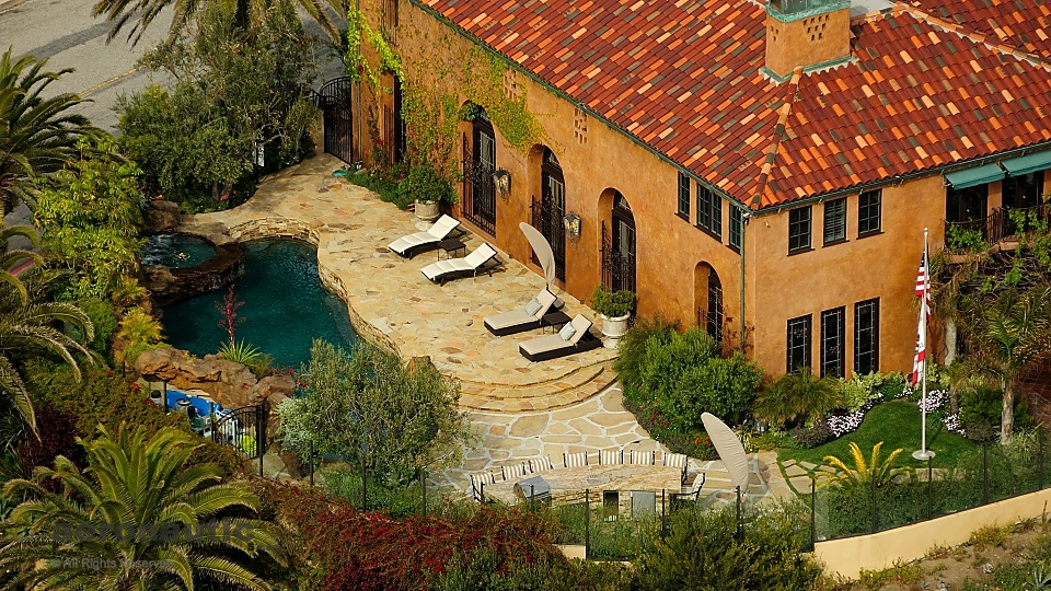 Aerial Photography Los Angeles - Aerial Photo of Playa Del Rey Distinctive Homes