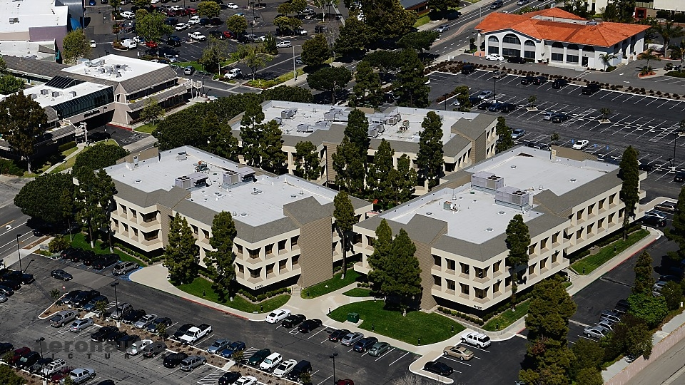 Ventura Aerial Photography 5700 Ralston Street Office Buildings