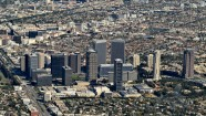 Aerial Photography Los Angeles – Crystal Clear View Of Century City