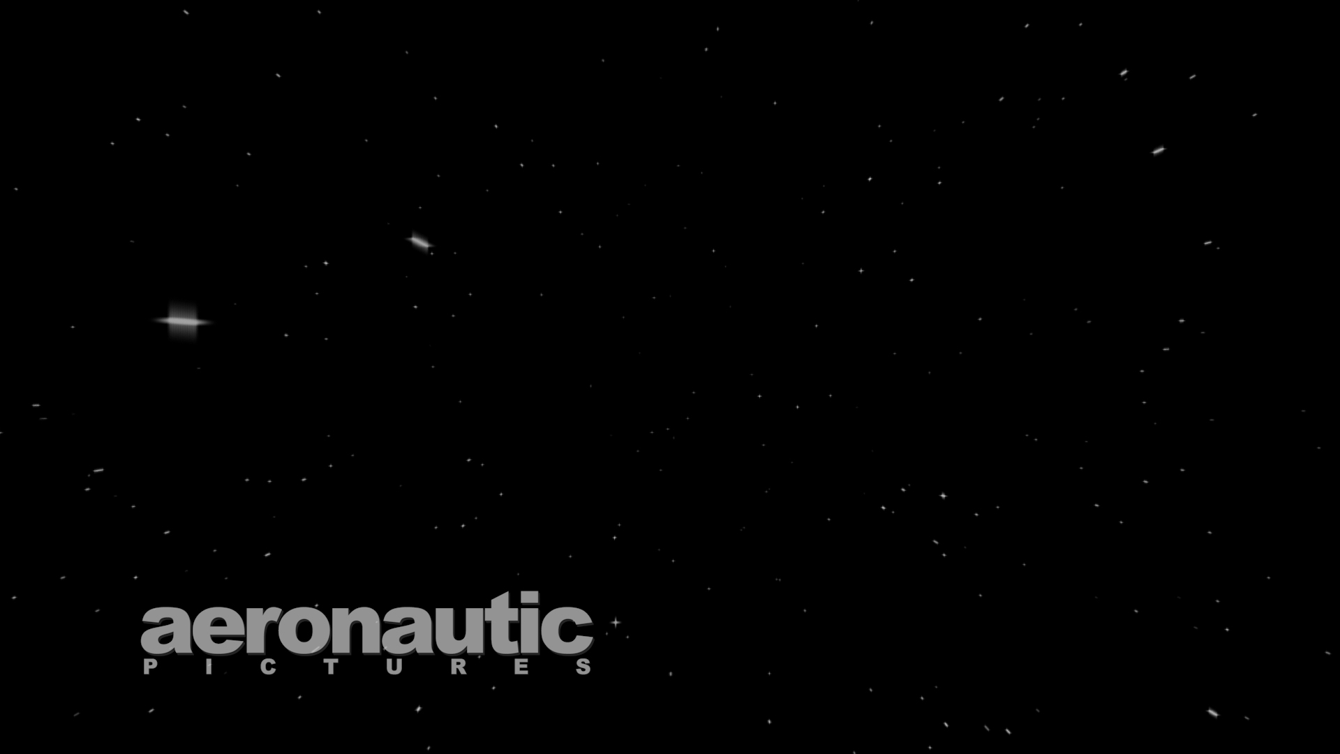 Space Flying Through Stars HD Royalty Free Stock Footage
