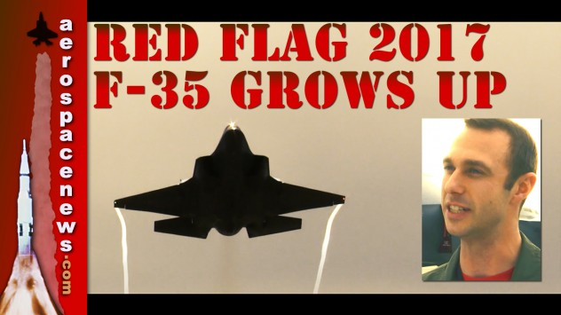 Red Flag 2017 17-1 F-35 In Action Aviation Military Videos