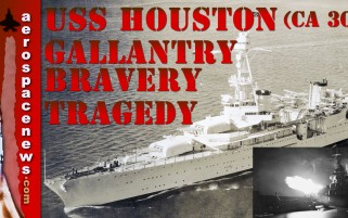 USS Houston (CA 30) Galloping Ghost of the Java Coast World War II Military Documentary
