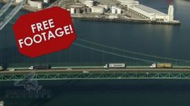 Los Angeles Aerial Stock Footage Free HD