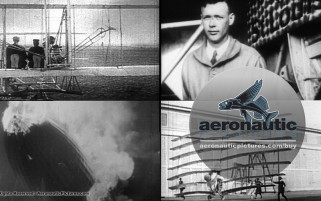 Early Flight Stock Footage Collection Download