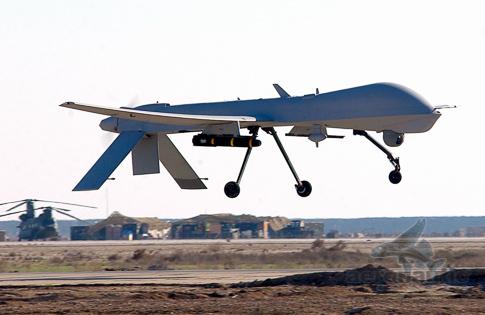 Military Stock Photos - Predator Drone Stock Photo