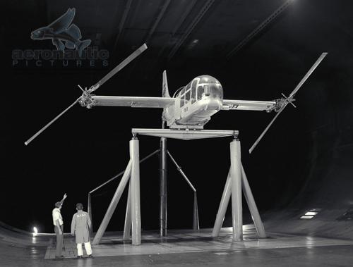 XV-3 Tilt Rotor Documentary Convertiplane Picture Video