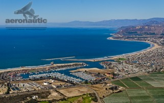 Ventura Stock Photos Ventura Harbor Ventura Farm Aerial View