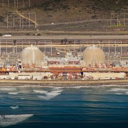 San Onofre Nuclear Power Plant Aerial Photo