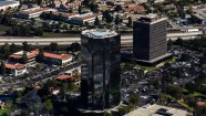 Aerial View Oxnard Financial Plaza Tower – Aerial Photography Los Angeles