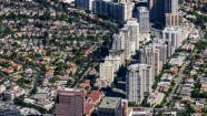 Aerial Photography Los Angeles – Wilshire Corridor – Westwood