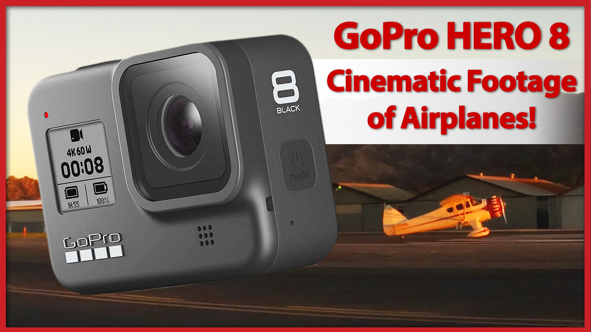 GoPro HERO 8 Black Cinematic Footage