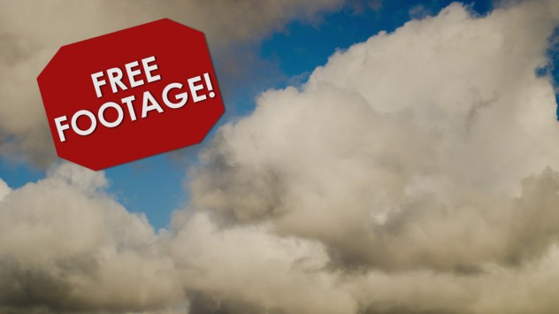 Motion Backgrounds 4K Cloud Stock Footage