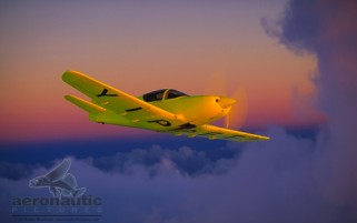 General Aviation Stock Photo - LoPresti Swiftfury Picture