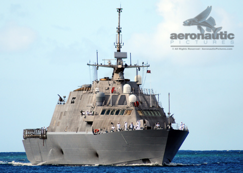 Military Stock Photos - Littoral Combat Ship Pictures USS Freedom (LCS 1)