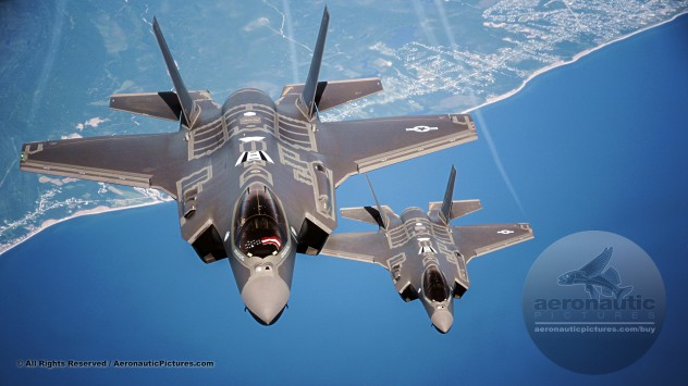 F-35 Lightning II HD Stock Footage