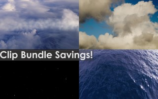Cheap Motion Backgrounds - Stars Stock Footage - Cloud Stock Footage