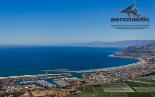 Ventura Aerial Stock Photos - Harbor - Farms Aerial View Download Royalty Free High Resolution